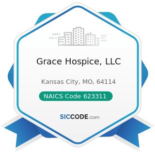 Grace Hospice, LLC - NAICS Code 623311 - Continuing Care Retirement Communities