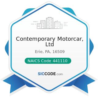 Contemporary Motorcar, Ltd - NAICS Code 441110 - New Car Dealers
