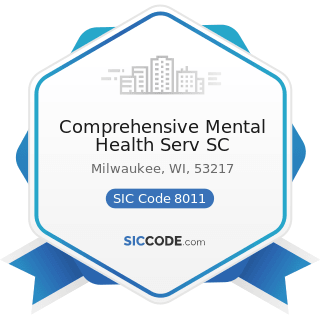 Comprehensive Mental Health Serv SC - SIC Code 8011 - Offices and Clinics of Doctors of Medicine