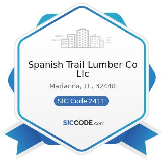 Spanish Trail Lumber Co Llc - SIC Code 2411 - Logging