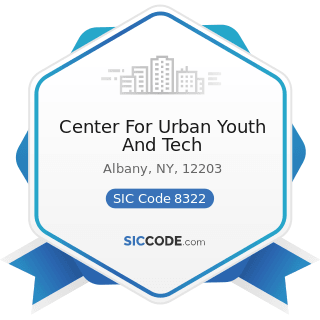 Center For Urban Youth And Tech - SIC Code 8322 - Individual and Family Social Services