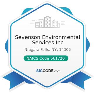 Sevenson Environmental Services Inc - NAICS Code 561720 - Janitorial Services