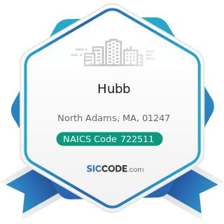 Hubb - NAICS Code 722511 - Full-Service Restaurants