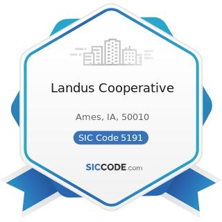 Landus Cooperative - SIC Code 5191 - Farm Supplies