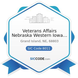 Veterans Affairs Nebraska Western Iowa Health Care System - SIC Code 8011 - Offices and Clinics...