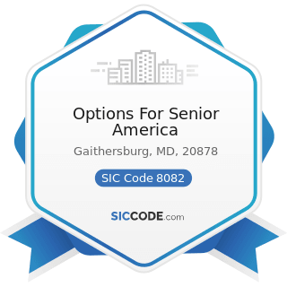 Options For Senior America - SIC Code 8082 - Home Health Care Services