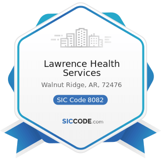 Lawrence Health Services - SIC Code 8082 - Home Health Care Services