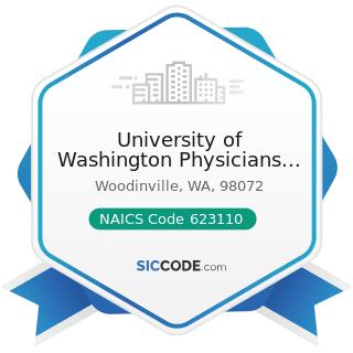 University of Washington Physicians Clinics - NAICS Code 623110 - Nursing Care Facilities...