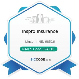 Inspro Insurance - NAICS Code 524210 - Insurance Agencies and Brokerages