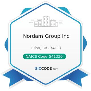 Nordam Group Inc - NAICS Code 541330 - Engineering Services
