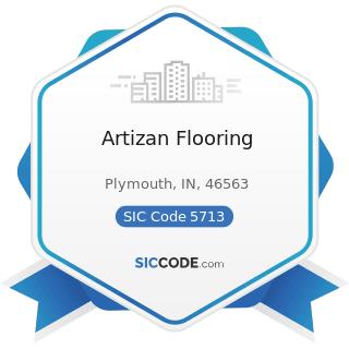 Artizan Flooring - SIC Code 5713 - Floor Covering Stores