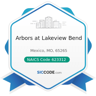 Arbors at Lakeview Bend - NAICS Code 623312 - Assisted Living Facilities for the Elderly