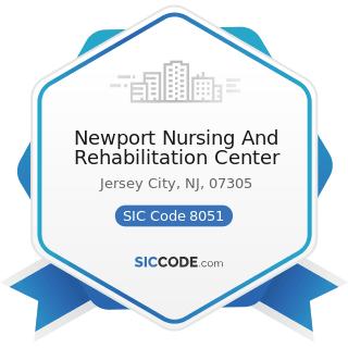 Newport Nursing And Rehabilitation Center - SIC Code 8051 - Skilled Nursing Care Facilities