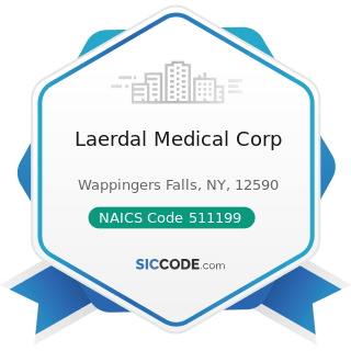 Laerdal Medical Corp - NAICS Code 511199 - All Other Publishers
