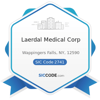 Laerdal Medical Corp - SIC Code 2741 - Miscellaneous Publishing