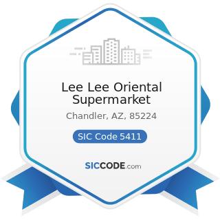 Lee Lee Oriental Supermarket - SIC Code 5411 - Grocery Stores
