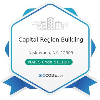 Capital Region Building - NAICS Code 511120 - Periodical Publishers