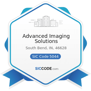 Advanced Imaging Solutions - SIC Code 5044 - Office Equipment