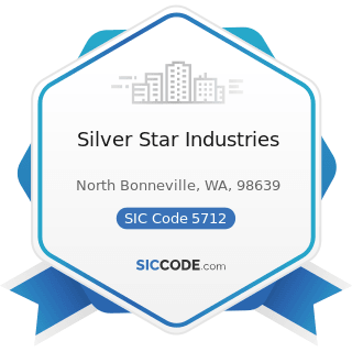 Silver Star Industries - SIC Code 5712 - Furniture Stores