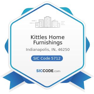 Kittles Home Furnishings - SIC Code 5712 - Furniture Stores