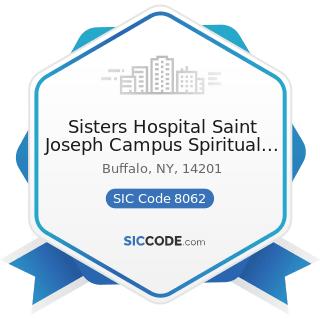 Sisters Hospital Saint Joseph Campus Spiritual Care - SIC Code 8062 - General Medical and...