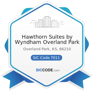 Hawthorn Suites by Wyndham Overland Park - SIC Code 7011 - Hotels and Motels