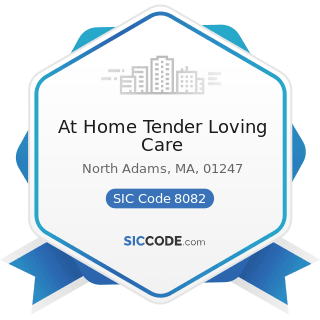 At Home Tender Loving Care - SIC Code 8082 - Home Health Care Services