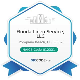Florida Linen Service, LLC - NAICS Code 812331 - Linen Supply