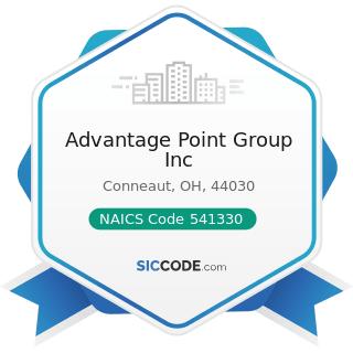Advantage Point Group Inc - NAICS Code 541330 - Engineering Services