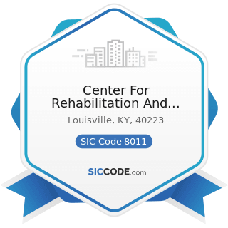 Center For Rehabilitation And Recovery - SIC Code 8011 - Offices and Clinics of Doctors of...