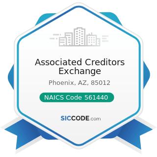 Associated Creditors Exchange - NAICS Code 561440 - Collection Agencies