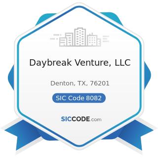Daybreak Venture, LLC - SIC Code 8082 - Home Health Care Services