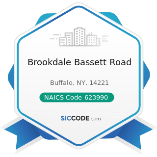 Brookdale Bassett Road - NAICS Code 623990 - Other Residential Care Facilities