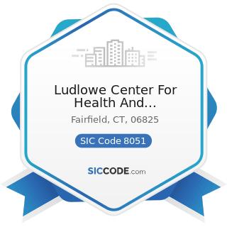 Ludlowe Center For Health And Rehabilitation, LLC - SIC Code 8051 - Skilled Nursing Care...