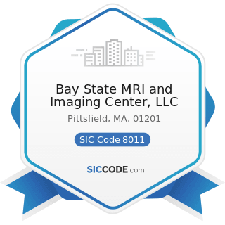 Bay State MRI and Imaging Center, LLC - SIC Code 8011 - Offices and Clinics of Doctors of...