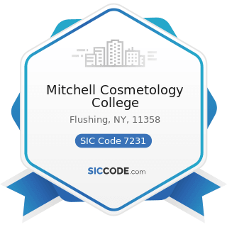 Mitchell Cosmetology College - SIC Code 7231 - Beauty Shops