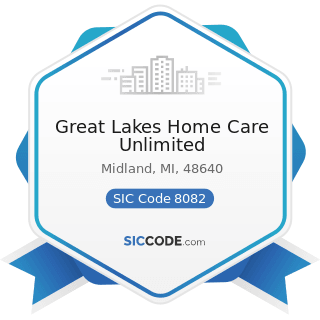 Great Lakes Home Care Unlimited - SIC Code 8082 - Home Health Care Services