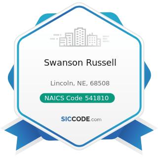 Swanson Russell - NAICS Code 541810 - Advertising Agencies