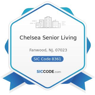 Chelsea Senior Living - SIC Code 8361 - Residential Care