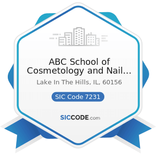 ABC School of Cosmetology and Nail Technology Inc - SIC Code 7231 - Beauty Shops