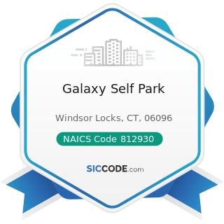Galaxy Self Park - NAICS Code 812930 - Parking Lots and Garages