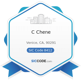 C Chene - SIC Code 8412 - Museums and Art Galleries