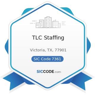 TLC Staffing - SIC Code 7361 - Employment Agencies