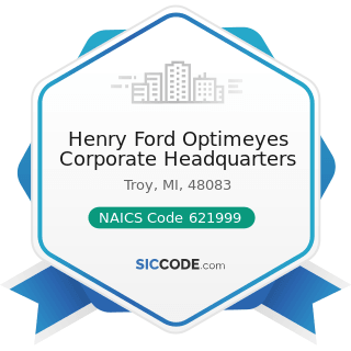 Henry Ford Optimeyes Corporate Zip 48083