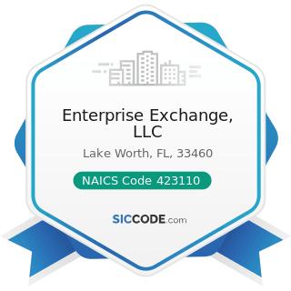 Enterprise Exchange, LLC - NAICS Code 423110 - Automobile and Other Motor Vehicle Merchant...