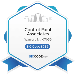 Control Point Associates - SIC Code 8713 - Surveying Services