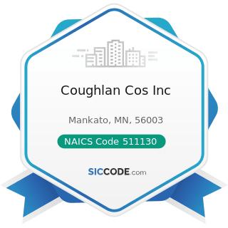 Coughlan Cos Inc - NAICS Code 511130 - Book Publishers
