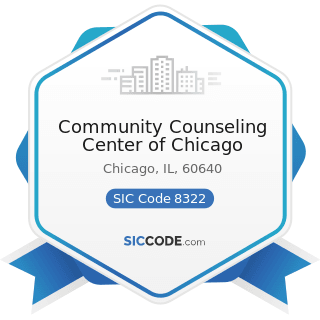 Community Counseling Center of Chicago - SIC Code 8322 - Individual and Family Social Services