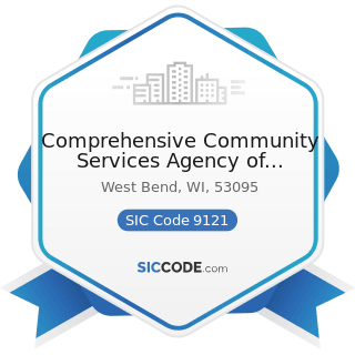 Comprehensive Community Services Agency of Washington County - SIC Code 9121 - Legislative Bodies