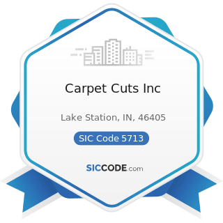 Carpet Cuts Inc - SIC Code 5713 - Floor Covering Stores